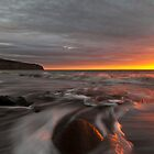 Robin Hoods Bay sunrise by johnfinney