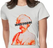 CENSORED (fixed) Womens Fitted T-Shirt
