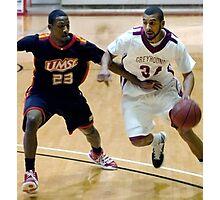 6 Mens UIndy vs Missouri-St Louis Jan 6,2011 Photographic Print