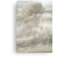 Autumn Exodus Canvas Print