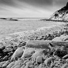 Winter Surf by NovaScOcean