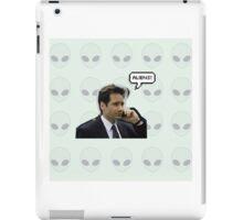 ALIENS iPad Case/Skin