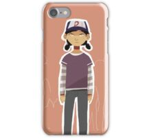 Clem iPhone Case/Skin