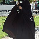 Muslim Woman by Pat Herlihy