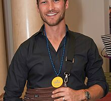 """Andy Whitfield - """"Spartacus"""" by deahna"""