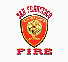 San Franciso Fire Unisex T-Shirt