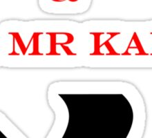 Call Mr Kaplan Sticker