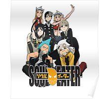 Team - Soul Eater Poster