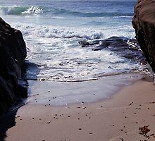 Waves Crashing Through by StudioNone