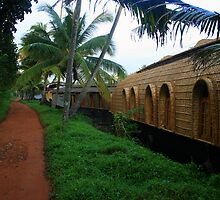 Village & The Houseboat by Vivek Bakshi