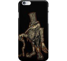 Autumn People 1: The Mayor iPhone Case/Skin