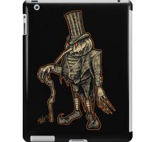 Autumn People 1: The Mayor iPad Case/Skin