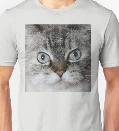 My sweet blue-eyed cat Unisex T-Shirt