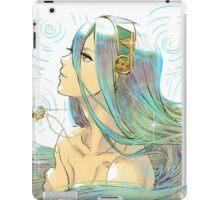 Fire Emblem if / Fates - Aqua / Azura iPad Case/Skin