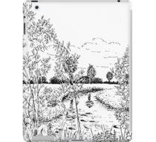Waterside iPad Case/Skin