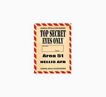 Top Secret Eyes Only Unisex T-Shirt