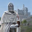 Templar of the Citadel by dashinvaine