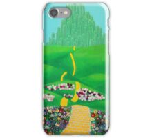 The Emerald City iPhone Case/Skin