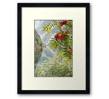 The essence of being Framed Print