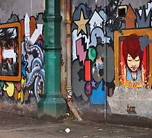 glasgow street art by stevenburns4