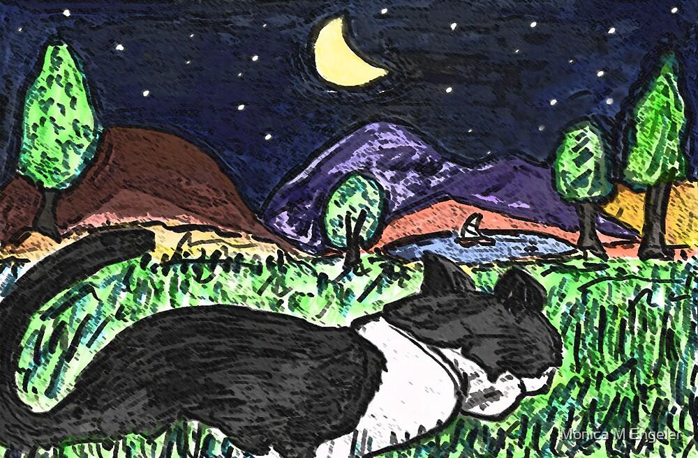 Tashas Night by Monica Engeler