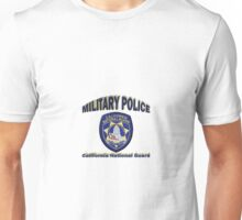 California National Guard MP Unisex T-Shirt