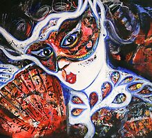 Madame Butterfly by Reynaldo