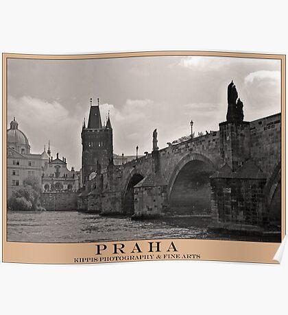 charles bridge Poster