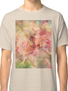 Peach blossom pattern Classic T-Shirt