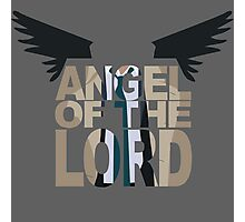 Angel of the lord Photographic Print