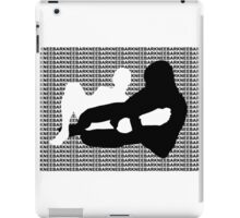 Kneebar Brazilian Jiu Jitsu MMA Mixed Martial Arts  iPad Case/Skin