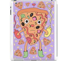 pizza party pastel sauce iPad Case/Skin