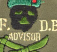 Latin America SF DEA Sticker