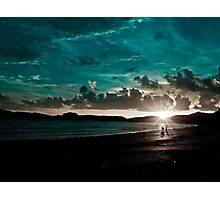 The Beach: On Explore Jan 8,2011, 3 Featured Works: Sold Jan2014 Photographic Print