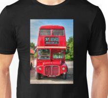 London Red Bus - Routemaster RM1363 Unisex T-Shirt