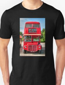 London Red Bus - Routemaster RM1363 T-Shirt