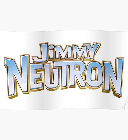 Jimmy Neutron Poster