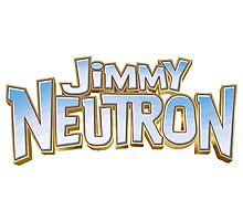 Jimmy Neutron Photographic Print