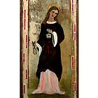 Saint Agatha by Sher   &quot;ESSA&quot; Chappell