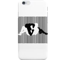 Mixed Martial Arts MMA Kimura Arm Lock iPhone Case/Skin
