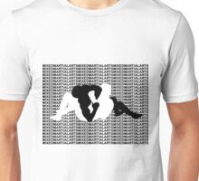Mixed Martial Arts MMA Kimura Arm Lock Unisex T-Shirt