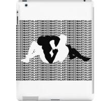 Mixed Martial Arts MMA Kimura Arm Lock iPad Case/Skin