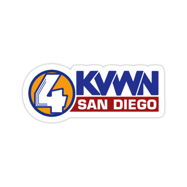 CHANNEL 4 KVWN SAN DIEGO by UrbanDog