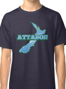 ATTABOI! Kiwi New Zealand funny saying Bro Classic T-Shirt