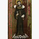 "Saint Francis of Assisi by Sher   ""ESSA"" Chappell"