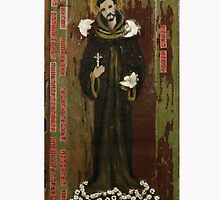 """Saint Francis of Assisi by Sher   """"ESSA"""" Chappell"""