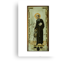 Saint Giles Canvas Print