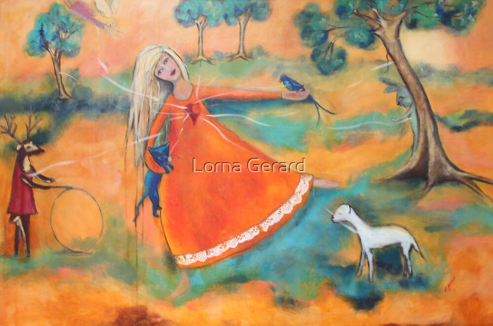 Heart Connections by Lorna Gerard