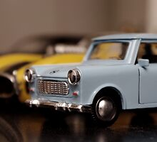 Trabant 601 Model by Hassan Khan