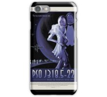 PSO J318.5-22 - Where the Nightlife Never Ends iPhone Case/Skin
